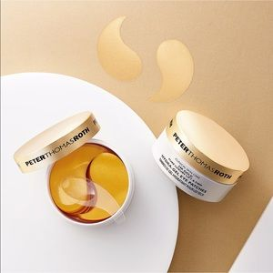 Peter Thomas Roth Other - PTR 24K Gold Pure Luxury Lift & Firm Eye Patches